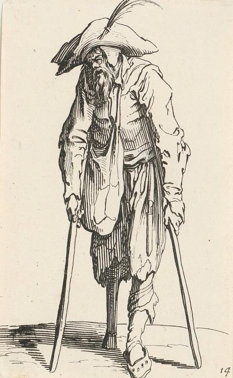 Callot, Jacques / the cycle Beggars