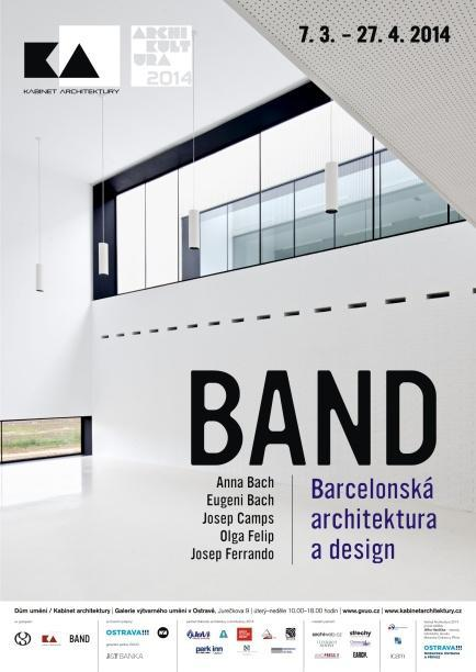 BAND / Barcelona Architecture ´N´ Design