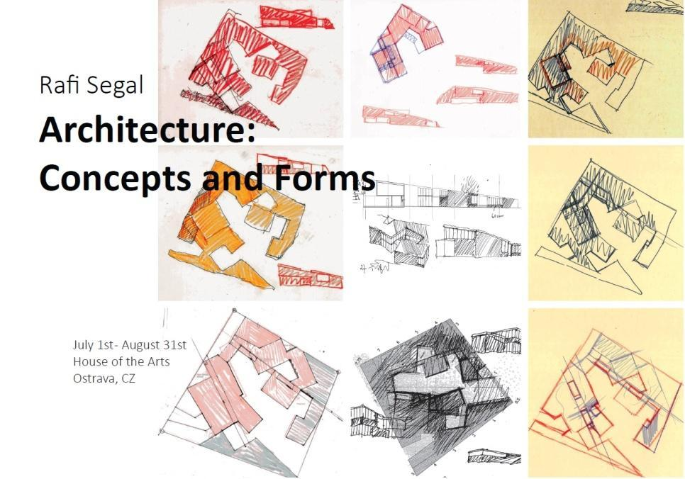 Rafi Segal / Architecutre: Concepts and Forms