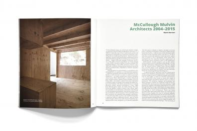 McCullough Mulvin Architects - Katalog k výstavě Mc Cullough Mulvin architects 1