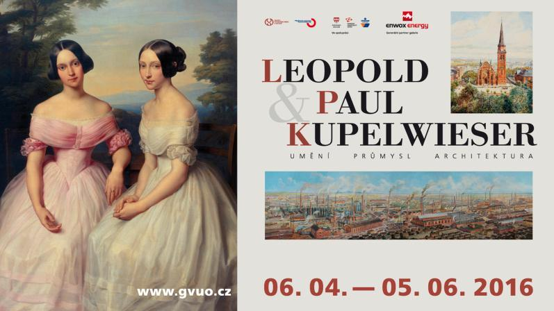 Leopold and Paul Kupelwieser – Architecture / Art / Industry